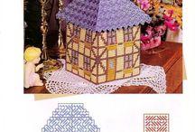 P C Tissue Boxes