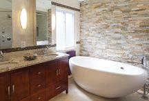Contemporary Bathroom Remodel / Contemporary Bathroom