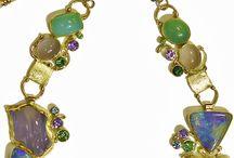 Jennifer Kalled  Designer jewelry