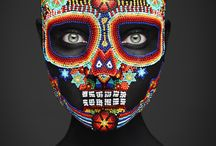 Mexican Mask Claire