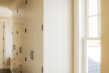 build in cupboards ideas for storage