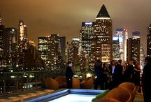 Rooftop Bars NYC / Here are some great Rooftop Bars in New York City! http://bestrooftopbarsnyc.com