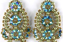 Σκουλαρίκια - Earrings / ... με χάντρες