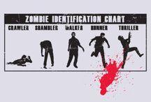 Zombie Stuff / by Keith Bradshaw
