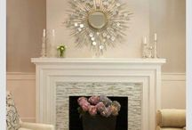 Family Room Fireplace / by Rachael