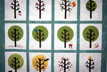 Quilting and Sewing / by fran