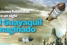 Ciencia ficción en Ecuador