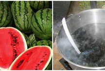Vattenmelonkärnor