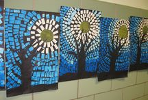 3rd Grade Art Project Ideas / by Heather Persch