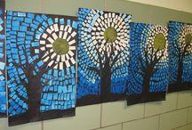 3rd Grade Art Project Ideas / by Heather Persch