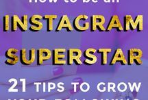 Instagram for Internet Marketing / Tips and Tricks for Instagram to make money. What to post, when to post, what to do, how to get more followers, how to earn money on instagram.
