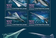 New Stamps Issues | No.334 / CENTRAFRIQUE 10 06 2013 Code: CA13414a-CA13425a