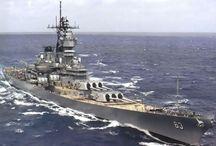 War Ships / by Rick Bateman