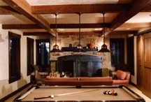 The Best of the Best: Man Caves & Bachelor Pads / Epic Room Ideas for the Bachelor's of the World!