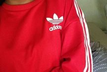 Adidas ubrania
