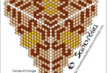 peyote háromszög