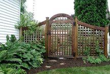 Furtki, bramy, ogrodzenia