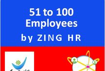 Zing HRMS - Business 100 Employees / Zing HR Business for up to 100 Employees offers: Employee Self Service Portal Employee Dossier Leave Management Claims Management #HR #Zing #HRMS