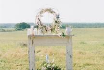 dream wedding / by In Spaces Between