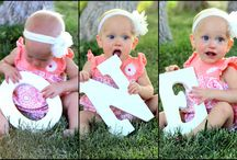 Marin's One Year Pics