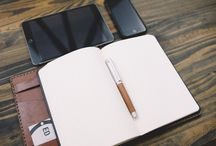 PLANNERS // Leather Covers