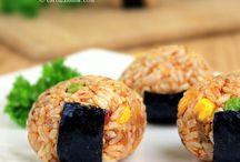 asian foods / by Jelaya Fairfield