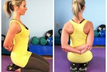 Stretches and workouts for bad posture / Exercises