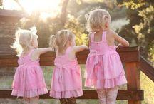 Thank Heaven For Little Girls (and boys) / by Charlene Boynton