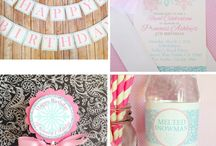Party Packages / by SimplySweetPartyShop