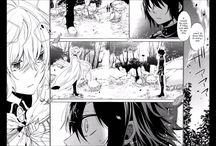 """Mika x Yuu    Doujinshi """"Owari No Seraph"""" : Yaoi World / Images sur le thème du couple yaoi (ou boy's love): Mika x Yuu Anime : owari no seraph"""