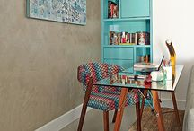 Salas e Home Offices