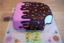 gâteaux sucrées