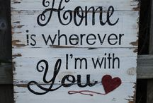 Home and Love / It's all about you!