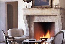 Manteau de cheminée