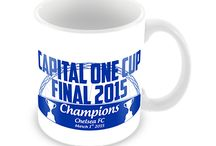 Capital One Cup Final Coffee Mugs