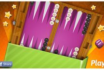 Social Backgammon Images / Lots of awesome images and graphics, created by PlayGem, social backgammon. Boards, achievements, leader-boards, dice, doubling cube and more.