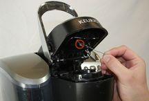 Keurig / Coffee/Cleaning ideas