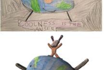 Kids Art Printed