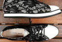 Sneakers and Slippers / Qualcosa di nuovo e glamour