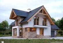 Projekty domow
