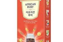 TEAZEN African Ruby Capsule Tea for Nespresso Machine