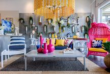 Thrift Studio 2015 / Talk about design inspiration, we had nine original vignettes created by the top Dallas interior designers!