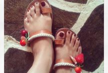 Jewelry & more... / Handmade Jewelry & Sandals from #karnia  See more on www.karnia.gr :)