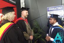 ARU Graduation (11th October 2016)