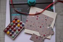 Envelop Punch Board
