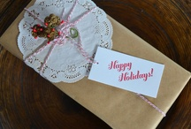 Wrapping / by Katie Fenwick