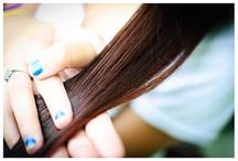 Pielęgnacja włosów/ fryzury