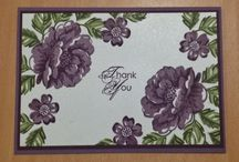 Stampin' Up! - stippled blossom