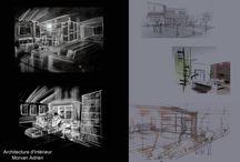 JANEAU / planche architecture