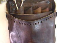 Leather handmade